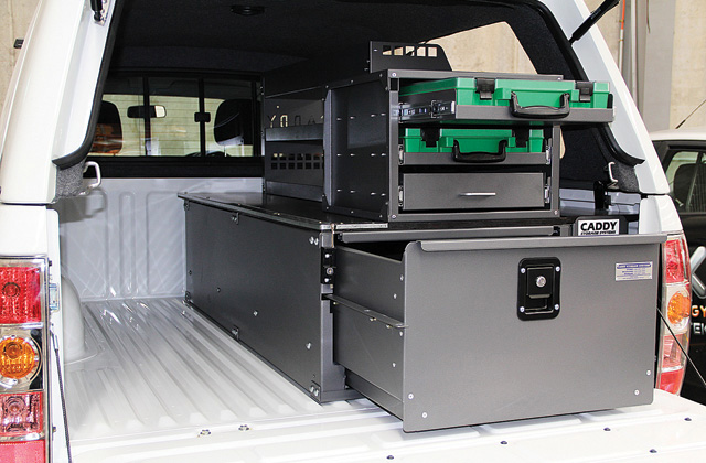 Toyota Ute Storage Drawers & UTE Storage Drawers | Cargo Drawers: Premium Vehicle Storage