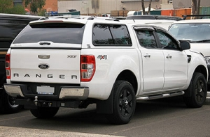 Ford Ranger Canopy - Alpha GSE-S Canopy