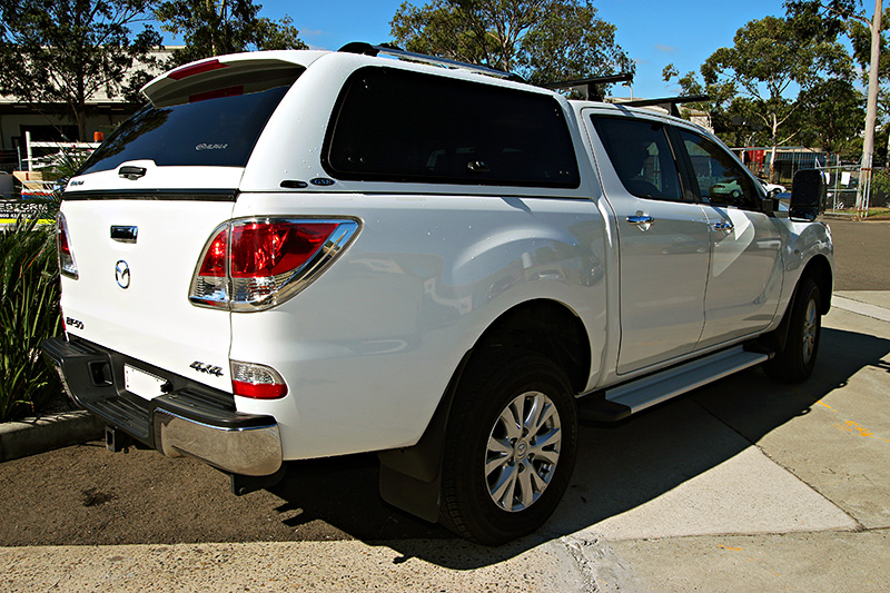 Pop out windows - Lifestyle Canopy & Mazda BT50 (2011+)
