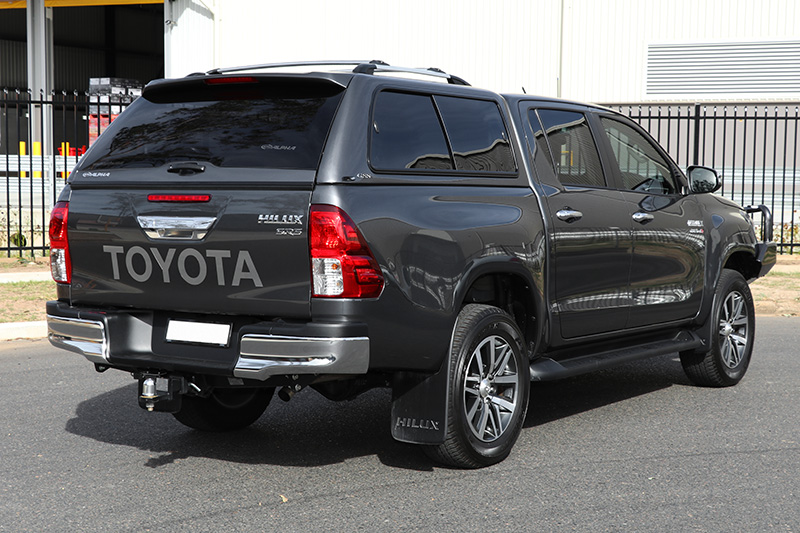 Toyota Hilux A Deck Canopy - Alpha GSS Canopy