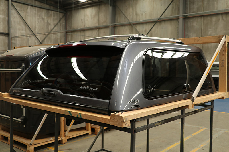 second hand ute canopy for sale