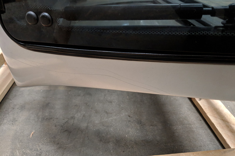 second hand ute canopy for Mazda BT-50