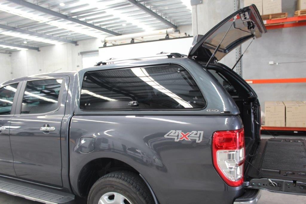 Second Hand Ute Canopies - SAVE up to $1,000 on Alpha Ute