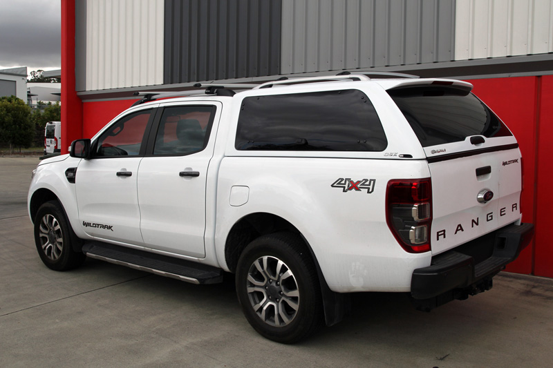 Ford Ranger Canopy - Alpha GSE-L Canopy